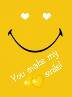 Smile Love Mobile Wallpaper