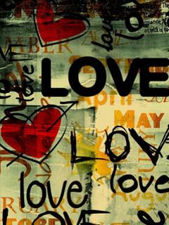 Love Note Mobile Wallpaper