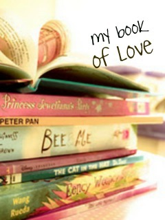 My Book Of Love Mobile Wallpaper