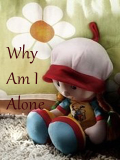Why Alone Mobile Wallpaper