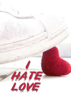 Hate Love Mobile Wallpaper