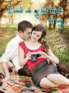 Lovely Couple Mobile Wallpaper