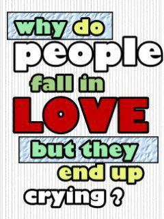 Why People Fall Mobile Wallpaper