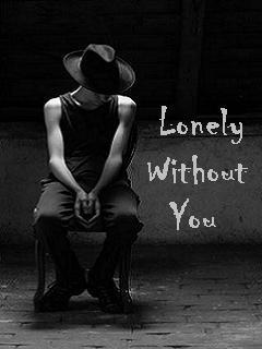 Lonely Without You Mobile Wallpaper
