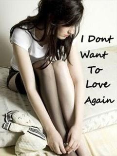 Dont Love Again Mobile Wallpaper