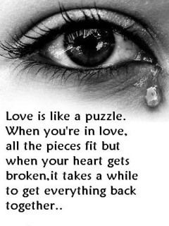 Love Puzzle Mobile Wallpaper