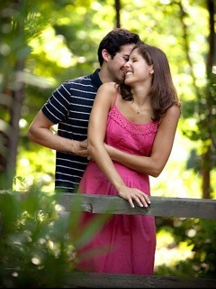 Cute Couples Mobile Wallpaper
