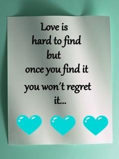 Love Is Hard Mobile Wallpaper