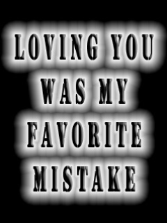 Favorite Mistake Mobile Wallpaper