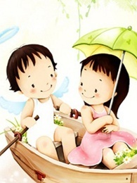 Cute Couple Mobile Wallpaper