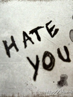 Hate You Mobile Wallpaper