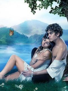 Love In Jungle Mobile Wallpaper