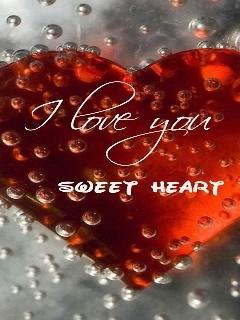 Sweet Heart Mobile Wallpaper