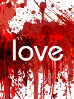 Blood Love Mobile Wallpaper