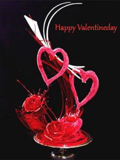 Happy Valentine  Mobile Wallpaper