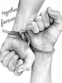Download Together Forever Mobile Wallpaper | Mobile Toones