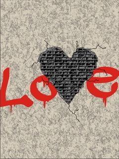 Strong Love Mobile Wallpaper