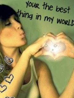 Best World  Heart Mobile Wallpaper