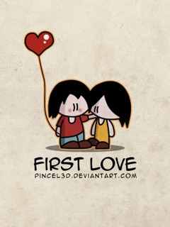 First Love Mobile Wallpaper