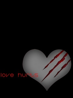 Love Hurts Mobile Wallpaper