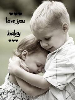 Baby Love Mobile Wallpaper