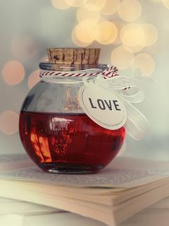 Love Poison Mobile Wallpaper