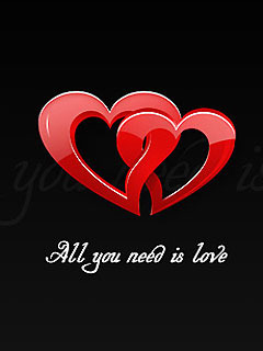All You Need Is Love Mobile Wallpaper