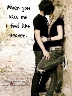 Feel Like Heaven Mobile Wallpaper