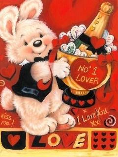 Love Shampion Mobile Wallpaper