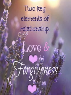 Love  & Forgiveness Mobile Wallpaper