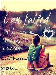 Im Failed In Love Mobile Wallpaper