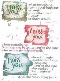 I Miss You Love Quotes Mobile Wallpaper
