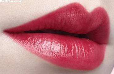 Sweat Lips Mobile Wallpaper