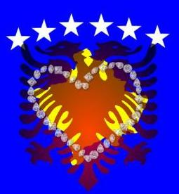 Love.kosova Mobile Wallpaper