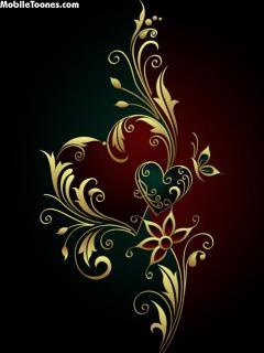 LOVE CREATION Mobile Wallpaper