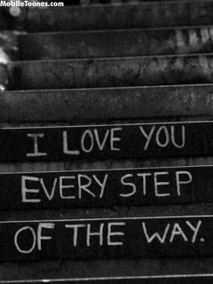 Every Step Mobile Wallpaper