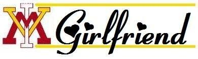My Girl Friend(Logo) Mobile Wallpaper
