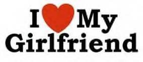 Girl Friend (Logo) Mobile Wallpaper