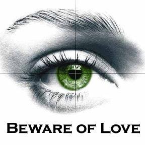 Beware Of Love Mobile Wallpaper