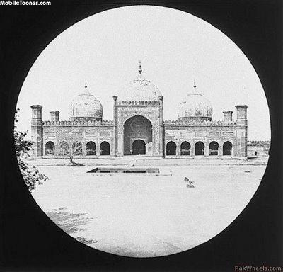 Lahore Masjid Pakistan Mobile Wallpaper
