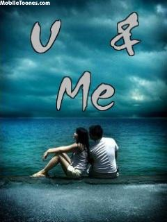 U & Me Mobile Wallpaper