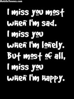 Miss_You Mobile Wallpaper