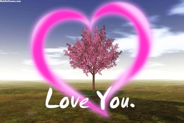 Loveyou Mobile Wallpaper