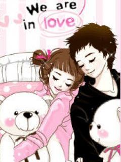 In Love Mobile Wallpaper