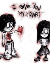 My Heart For You Mobile Wallpaper