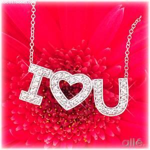 Heart - I Love You Mobile Wallpaper