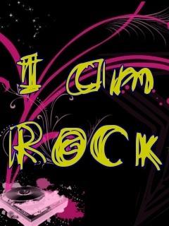 I'm Rock Mobile Wallpaper