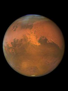 Mars Wallpaper Mobile Wallpaper
