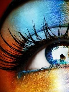 Inside Eyes  Mobile Wallpaper