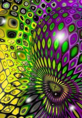 Hidden Bubbles4 Mobile Wallpaper